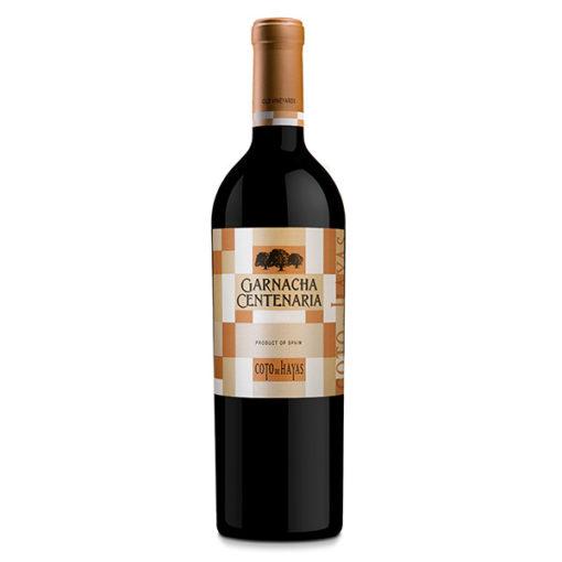 Rodi Gourmet vino de garnacha centenaria Coto de Hayas